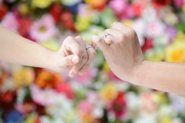 婚活を頑張るとなぜ幸せな結婚生活が送れるのか?